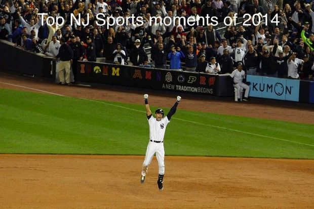 A look back on the most memorable sports moments of 2014.