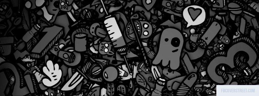 Doodles Facebook Covers Doodle Background Doodles Cool Doodles