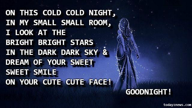 Good Night Shayari For Friends In Hindi