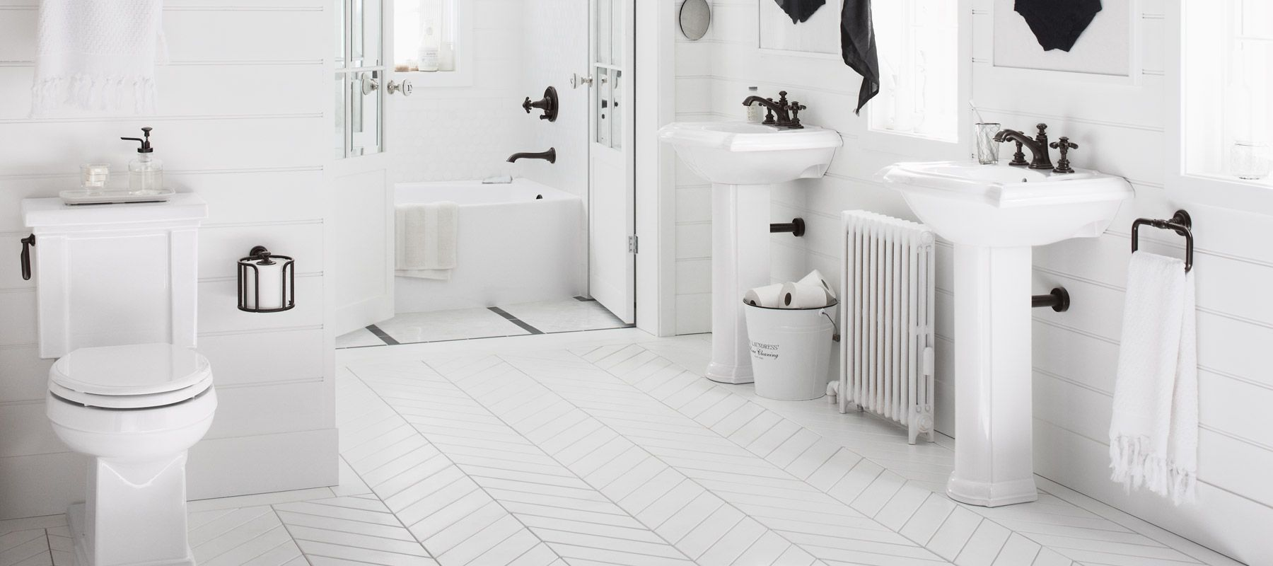 Bathroom Accessories | Bathroom | KOHLER | Finishes for our 1936 ...