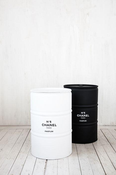 4fded3ab0d19f Poubelle   Confection en tout genre pratique   Decor, Chanel et House design