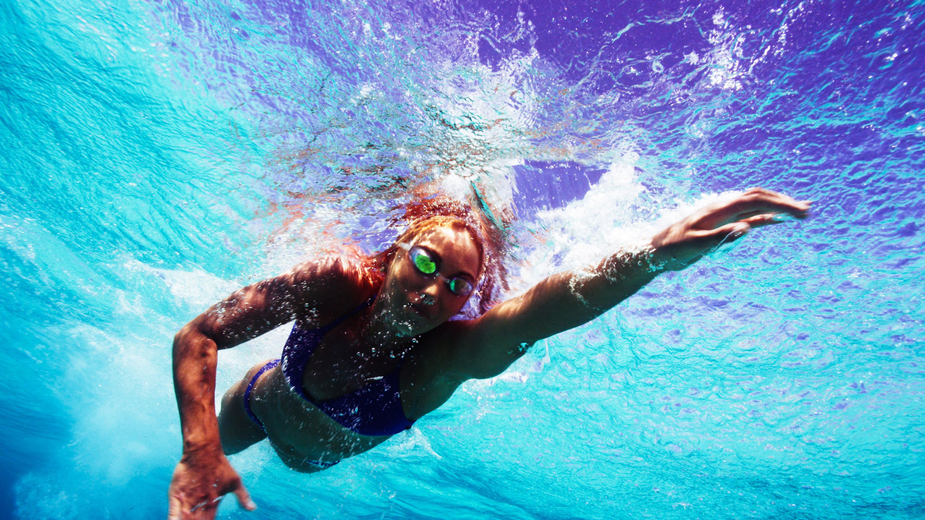 How to breathe while swimming air lubrication system