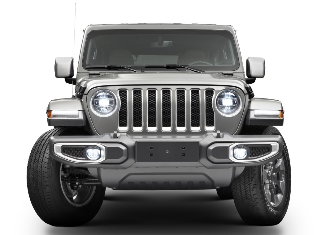 Jeep Wrangler Unlimited Overland Jl 2019 Jeep Wrangler