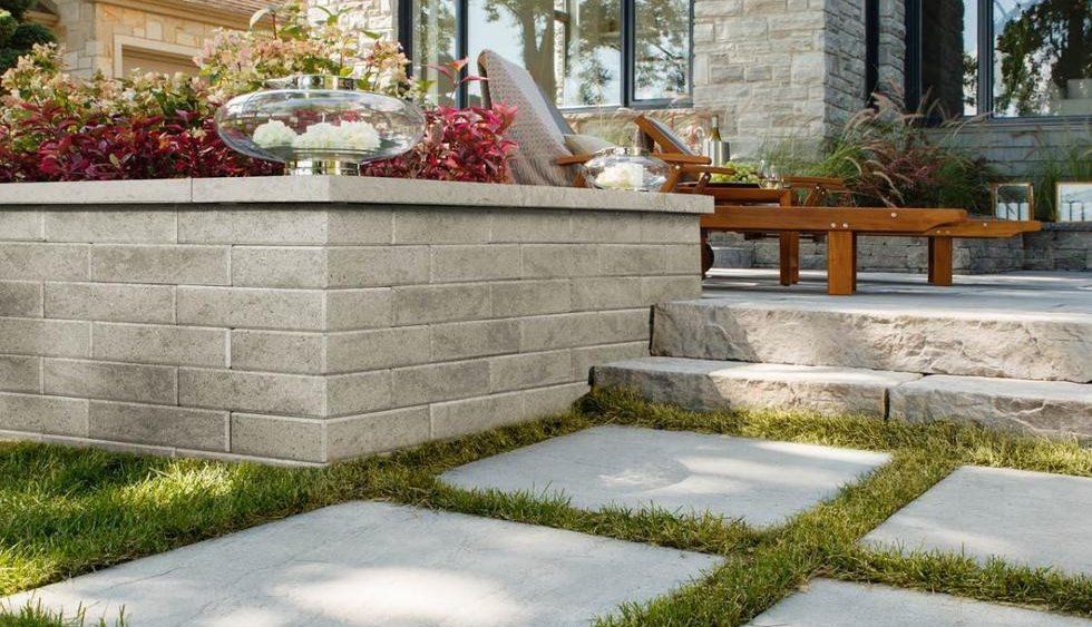 Another Clean Cut Look From The Raffinato Wall Line Techo Bloc