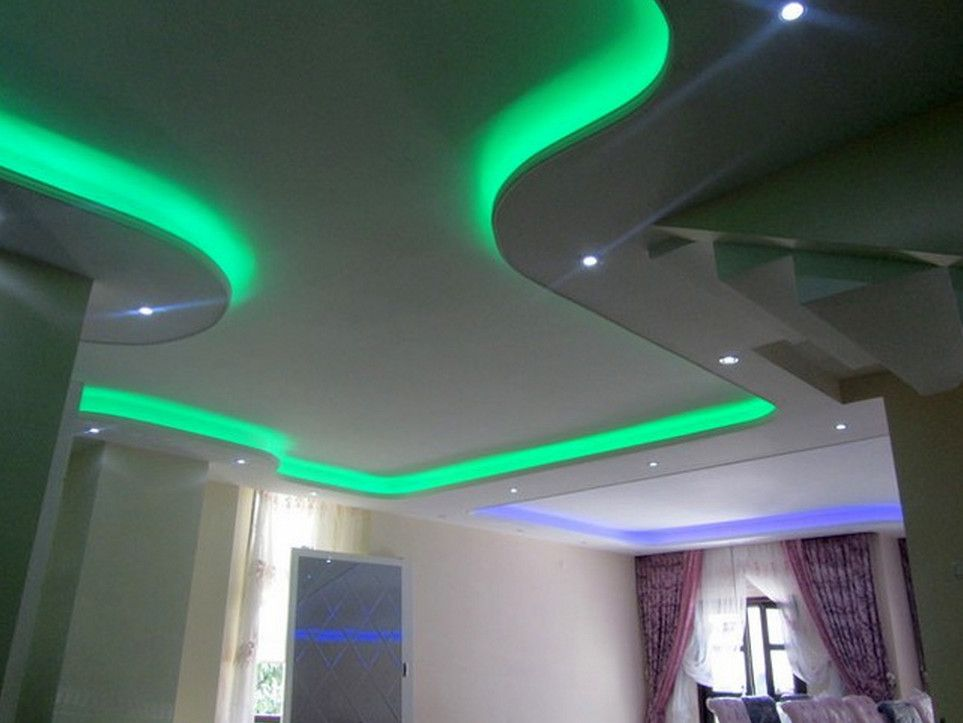 led drop ceiling lighting & led drop ceiling lighting | Lighting | Pinterest | Drop ceiling ... azcodes.com