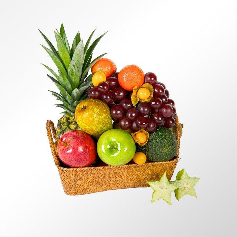 Cesta De Fruta Gracias Bandejas De Frutas Canasta De Frutas Ramos De Frutas