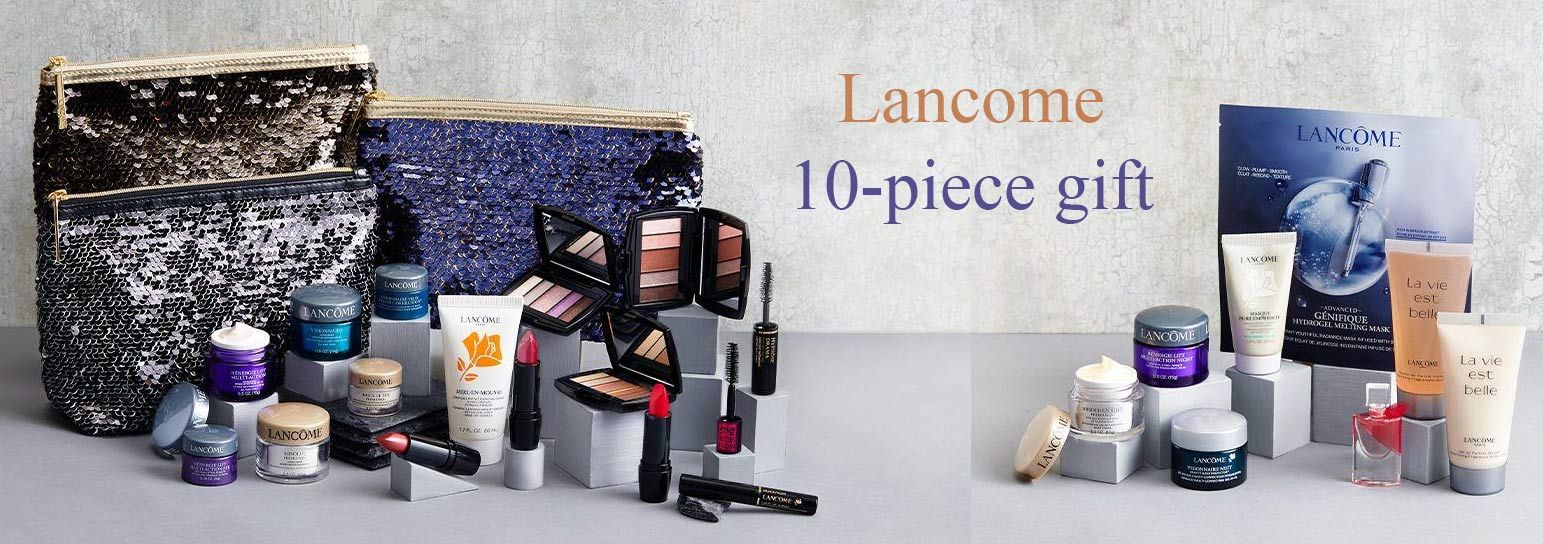 List of all Estee Lauder Gift with Purchase Offers March