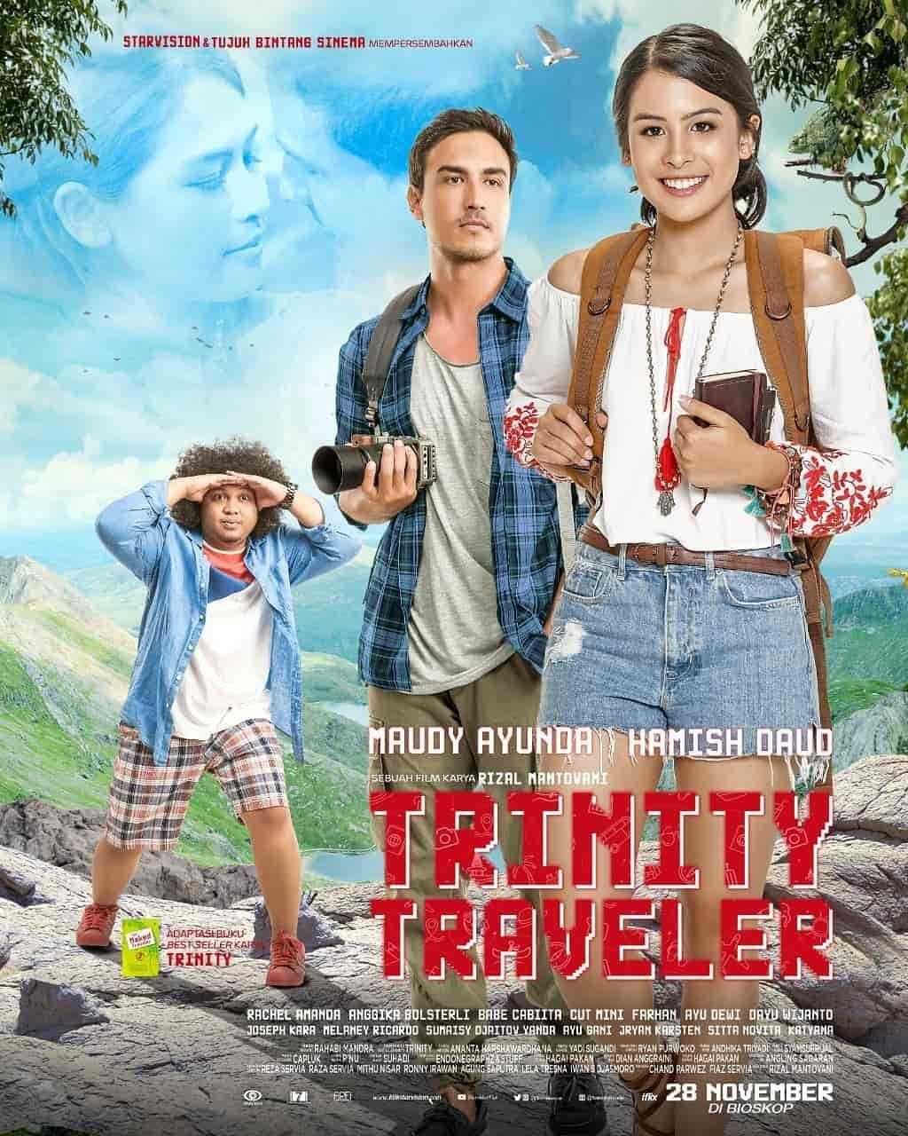Sinopsis Trinity Traveler Pertemuan Kedua Yang Membuat Dilema