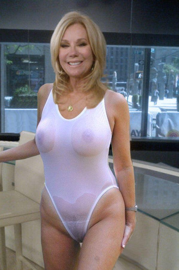 Kathy lee boobs