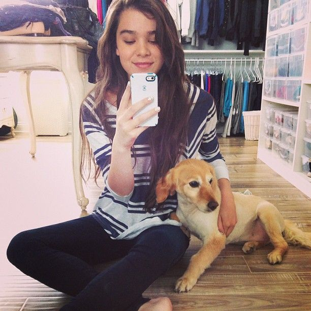 You Re Amazing Dog: Haliee Steinfield