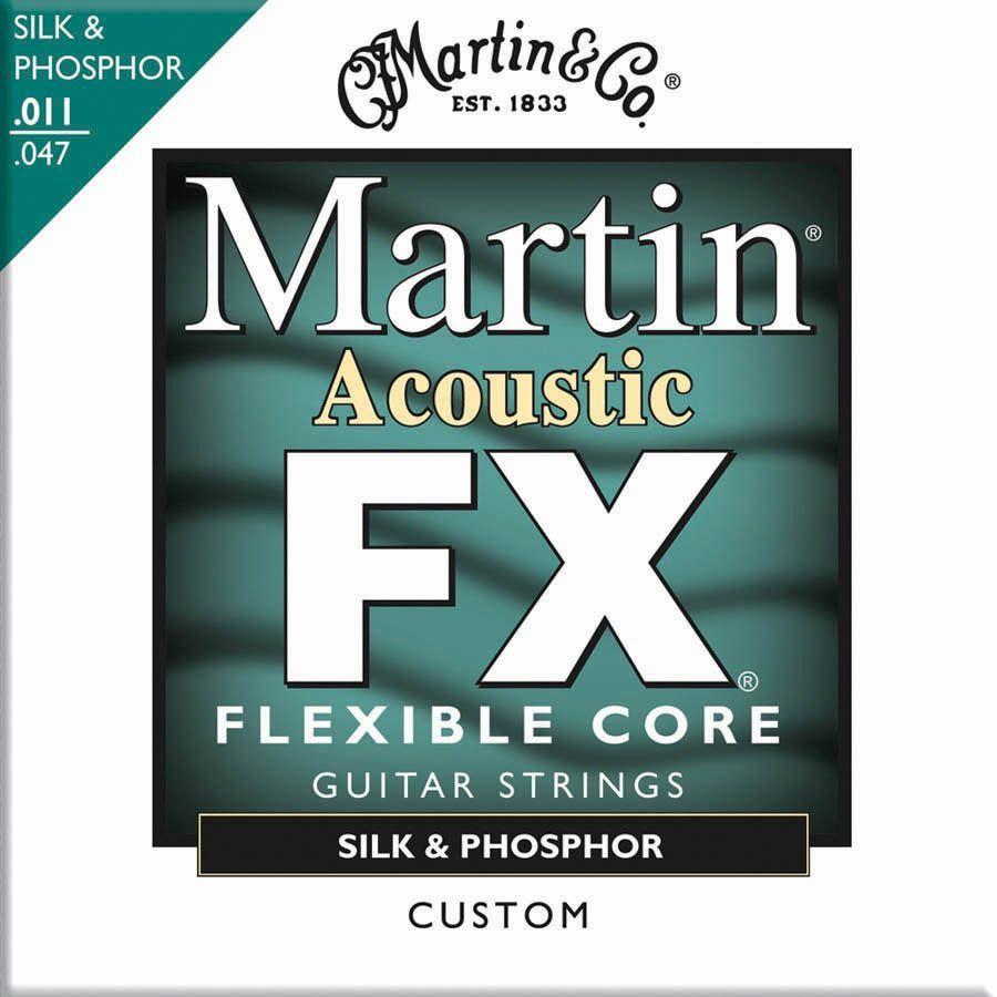 Martin FX Phosphor and Silk Custom