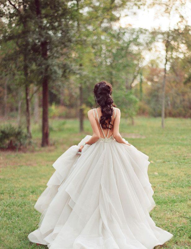 Spring Collection by Hayley Paige | Hochzeitskleider, Brautkleid und ...