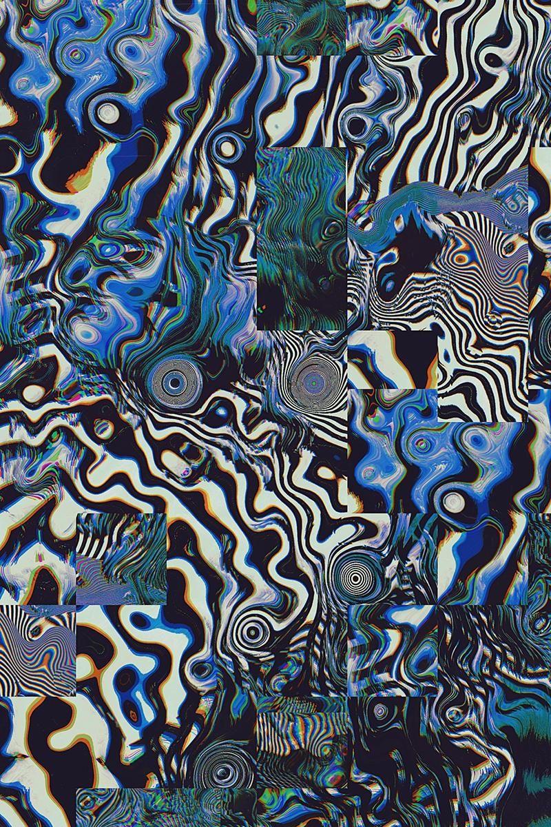 Hypfna Digital 20 X 30 Posted By U Degenerate Artist To R Art Glitch Art Psychedelic Illustration Art