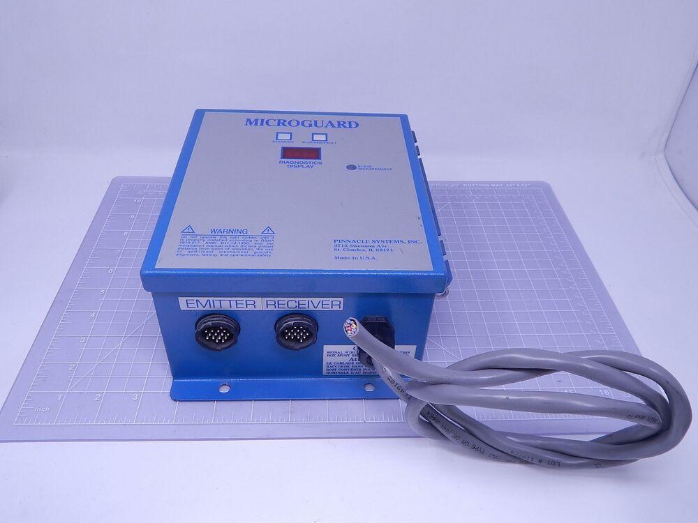Ebay Sponsored Pinnacle Mg 36 0f1 Smb 20 Micro Guard Light Curtain Controller T122972 Curtain Lights Smb Things To Sell