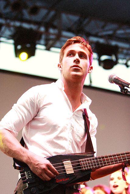 The ever gorgeous Ryan
