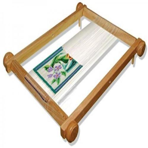 11-Inch Lacis Hardwood Purse Bead Loom
