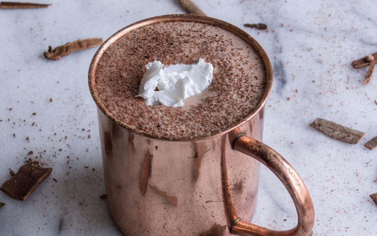 Diy Vegan Hot Chocolate Gluten Free Sugar Free Vancouver With Love Recipe Vegan Hot Chocolate Dairy Free Drink Recipes Delicious Vegan Recipes