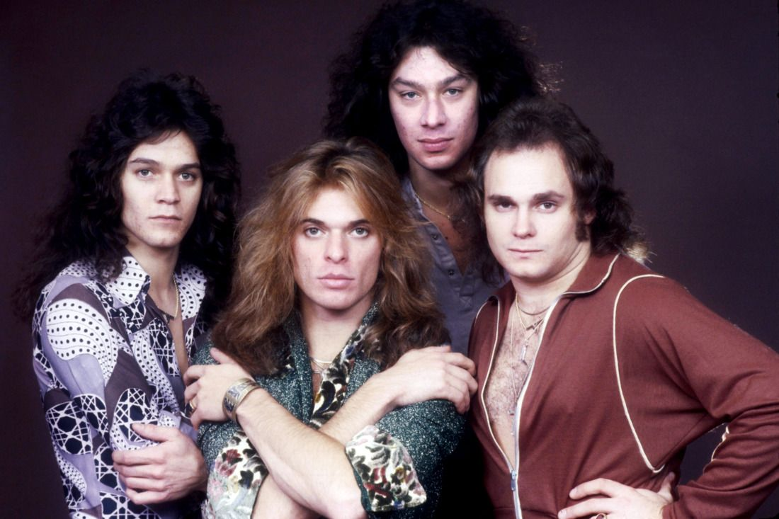 All 131 Van Halen Songs Ranked From Worst To Best Van Halen Michael Anthony Van Halen Michael Anthony