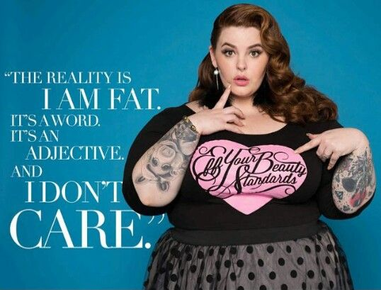 EFF YOUR BEAUTY STANDARDS!