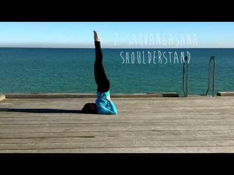 sivananda yoga  basic sequence  youtube  sivananda yoga