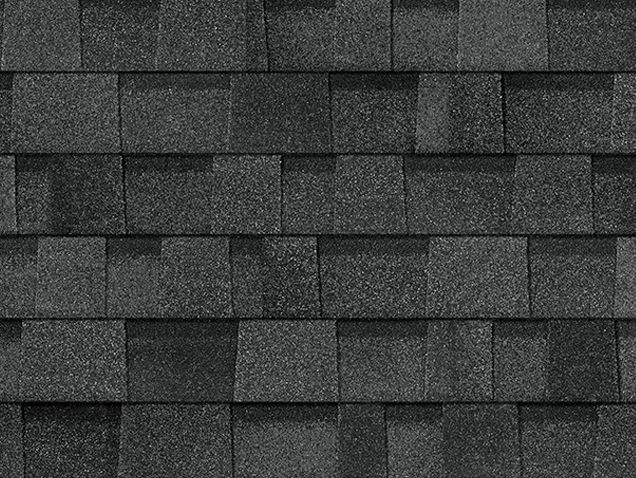 Best Twilight Black Cool Roof Shingling Owens Corning Shingles 400 x 300