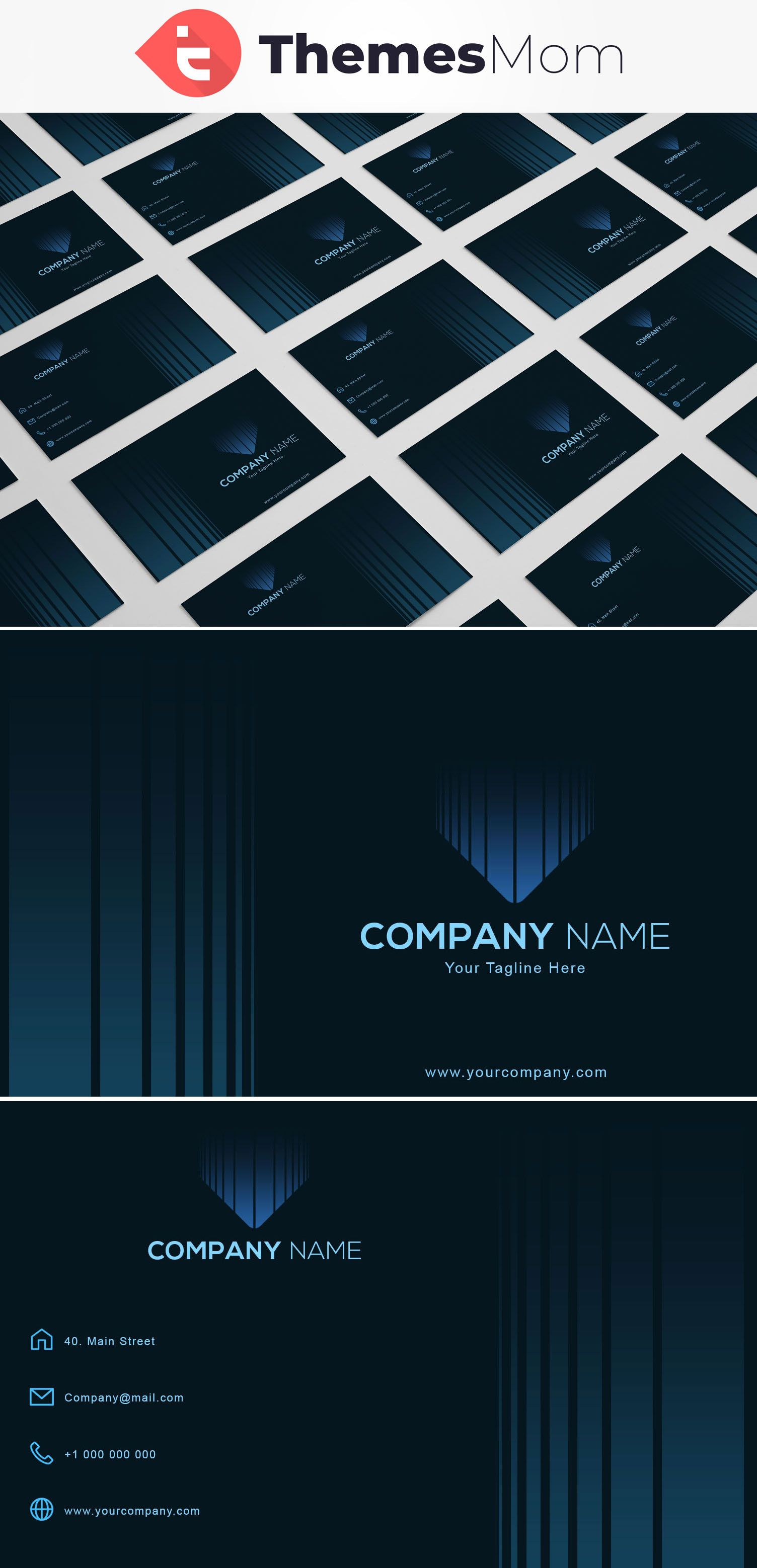 Pro Business Visiting Card With Images Free Business Card Templates Visiting Cards Free Business Cards
