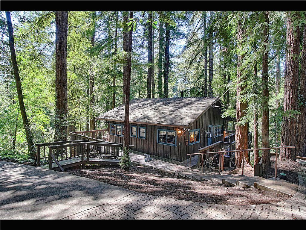 341974 santa cruz mountain cabin mount hermon