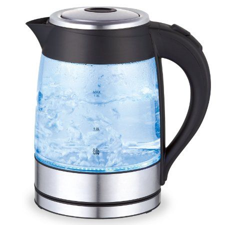 Brewberry Cordless Electric Kettle 1.7l
