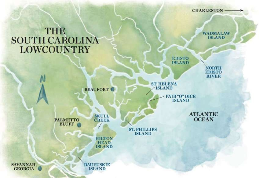 The Ultimate Boat Trip Through South Carolina S Undiscovered Lowcountry Boat Trips Low Country South Carolina