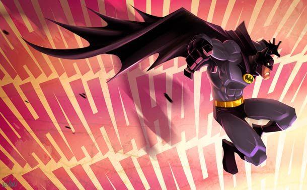 Batgirl Vs Batman 25 Superbes Fan Arts Des Super Heros De