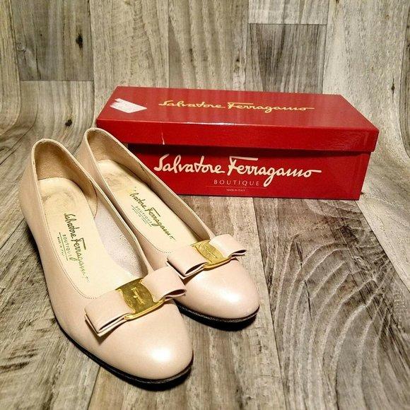 Salvatore Ferragamo Boutique Womens