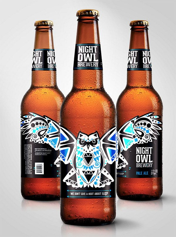 30 Creative Beer Bottle Label Packaging Designs Packaging Design