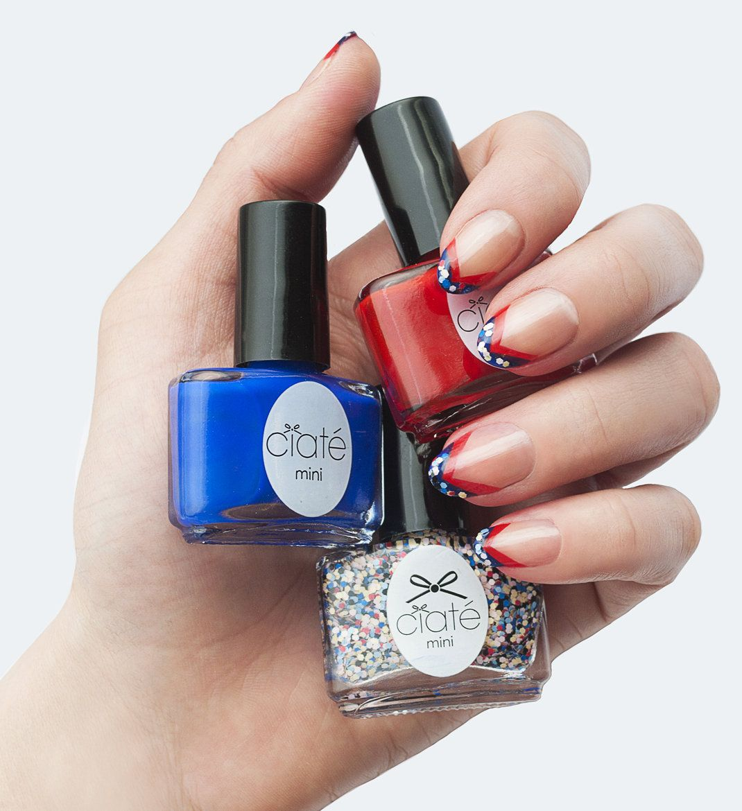 The french manicure with a british twist sephora beauty board