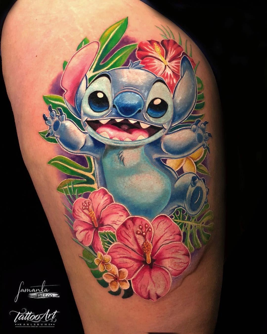 "Stiched Leg Tattoo: Samanta Annie On Instagram: ""Another Stitch. 😍 Done At"