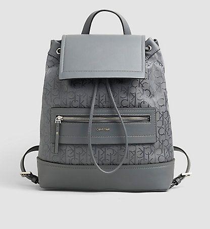 77ee940938f BACKPACK - LARA | Calvin Klein | Calvin Klein in 2019 | Backpacks ...