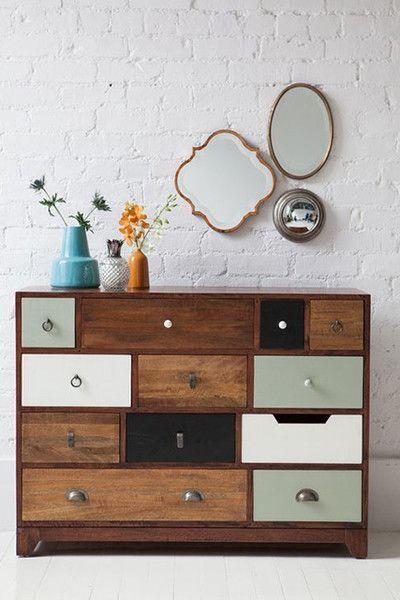 Upcycled Furniture – Laut Pintere sind die beliebtesten Trends für Wohnhäuser im Jahr 2018 … - UPCYCLING IDEEN #diybedroom