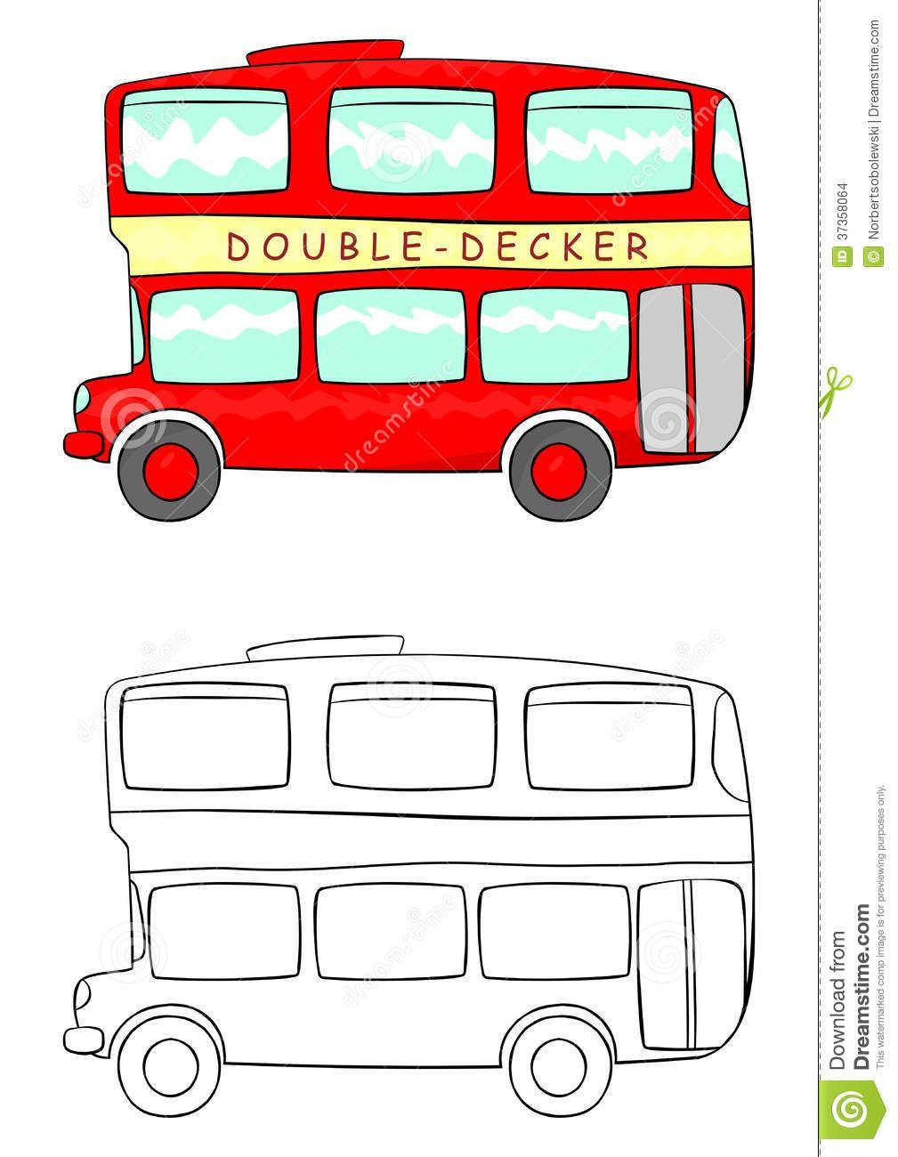 dibujo colorear autobus london - Buscar con Google | APLICACIONES ...