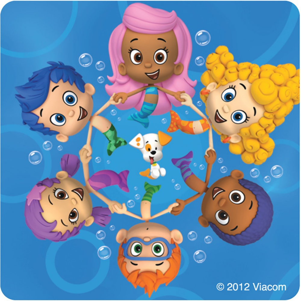 Pin by Erica Sweet on Bubble Guppies Birthday theme