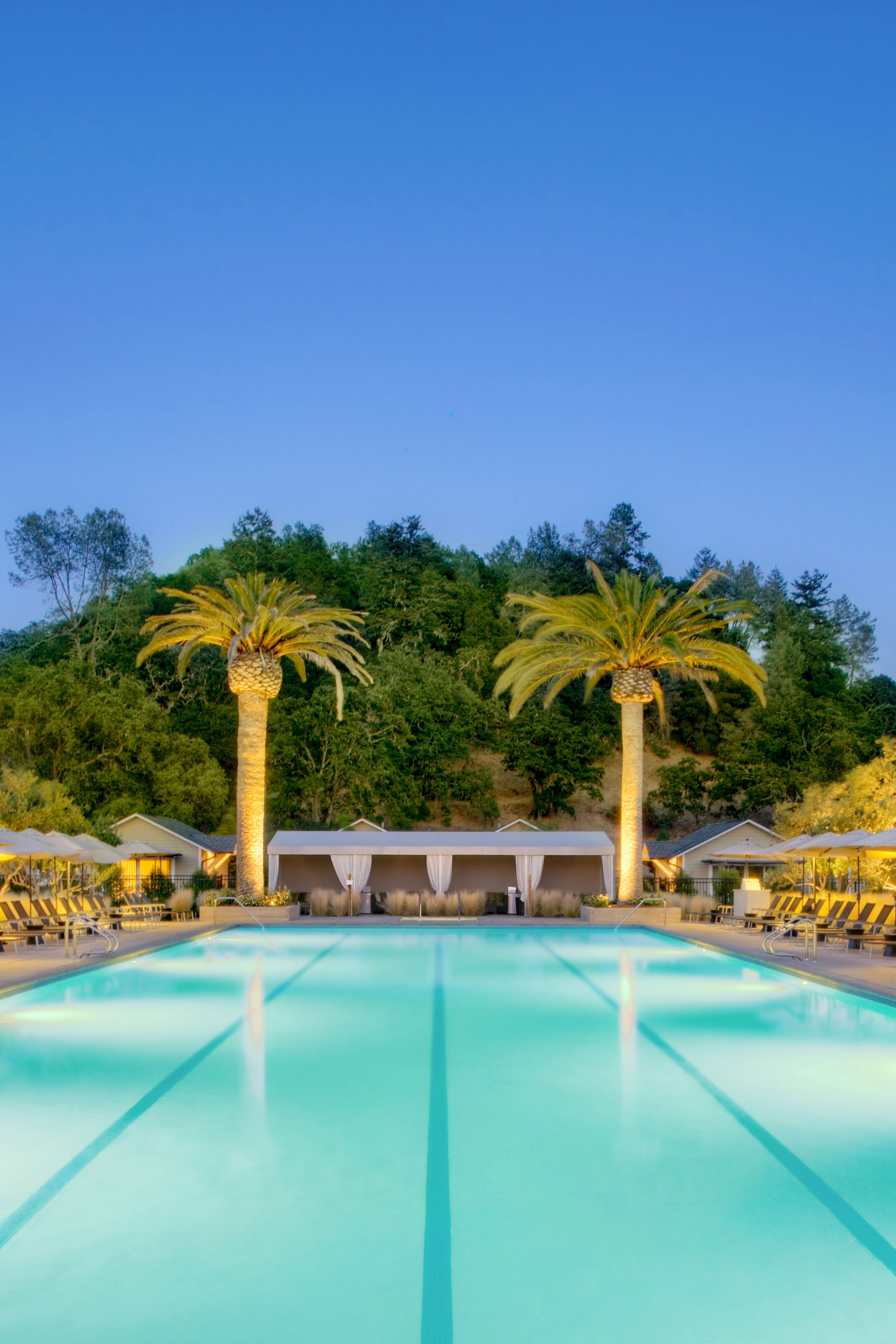 Solage Calistoga  Last minute hotel deals Great hotel