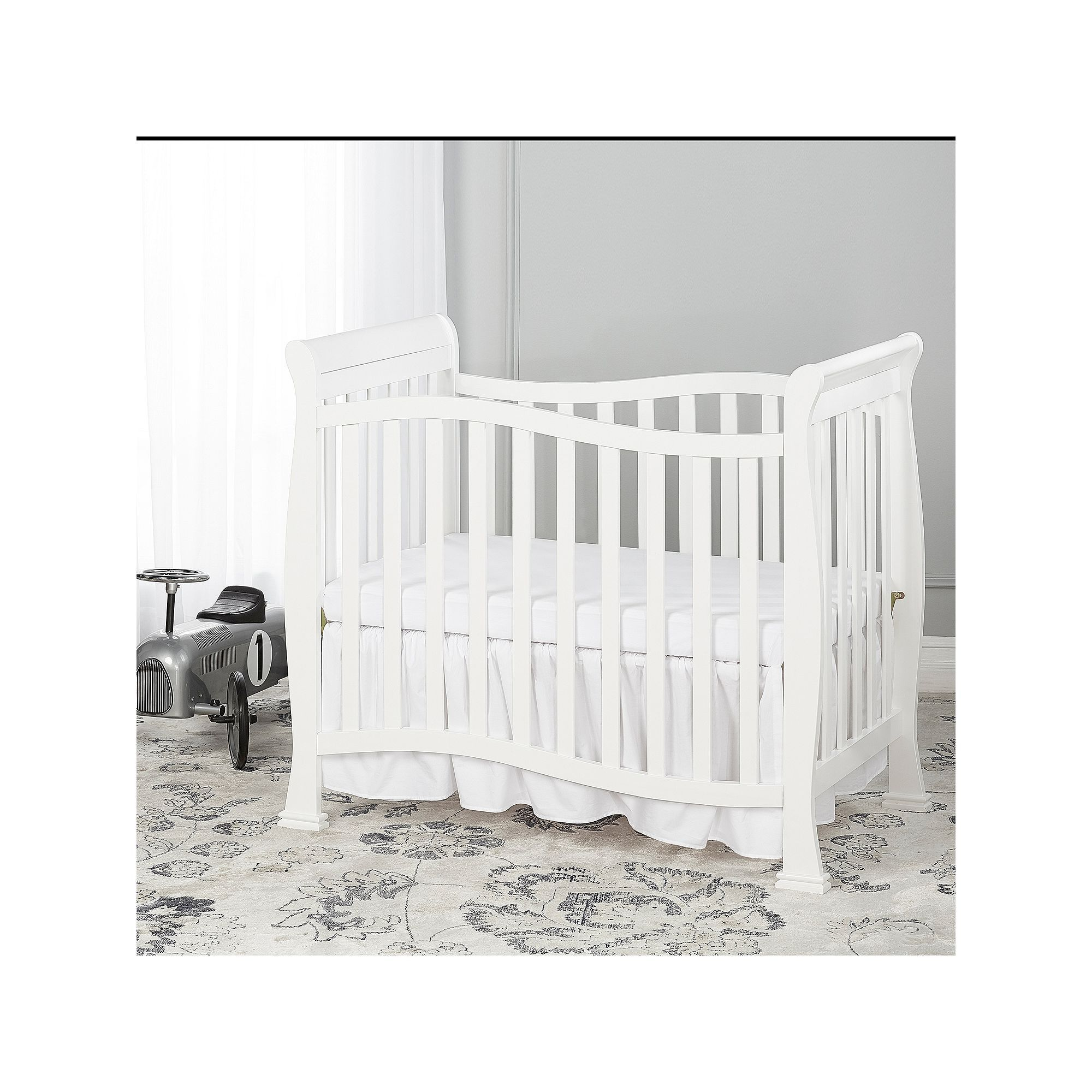 me crib in product convertible brody natural on with mini changer cribs dream