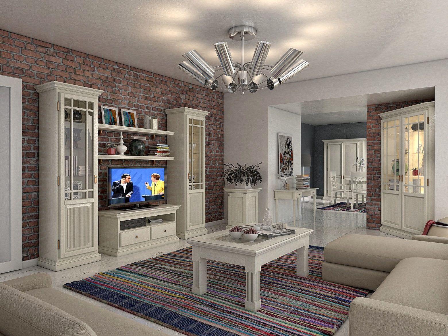Landhaus Wohnzimmer Bilder