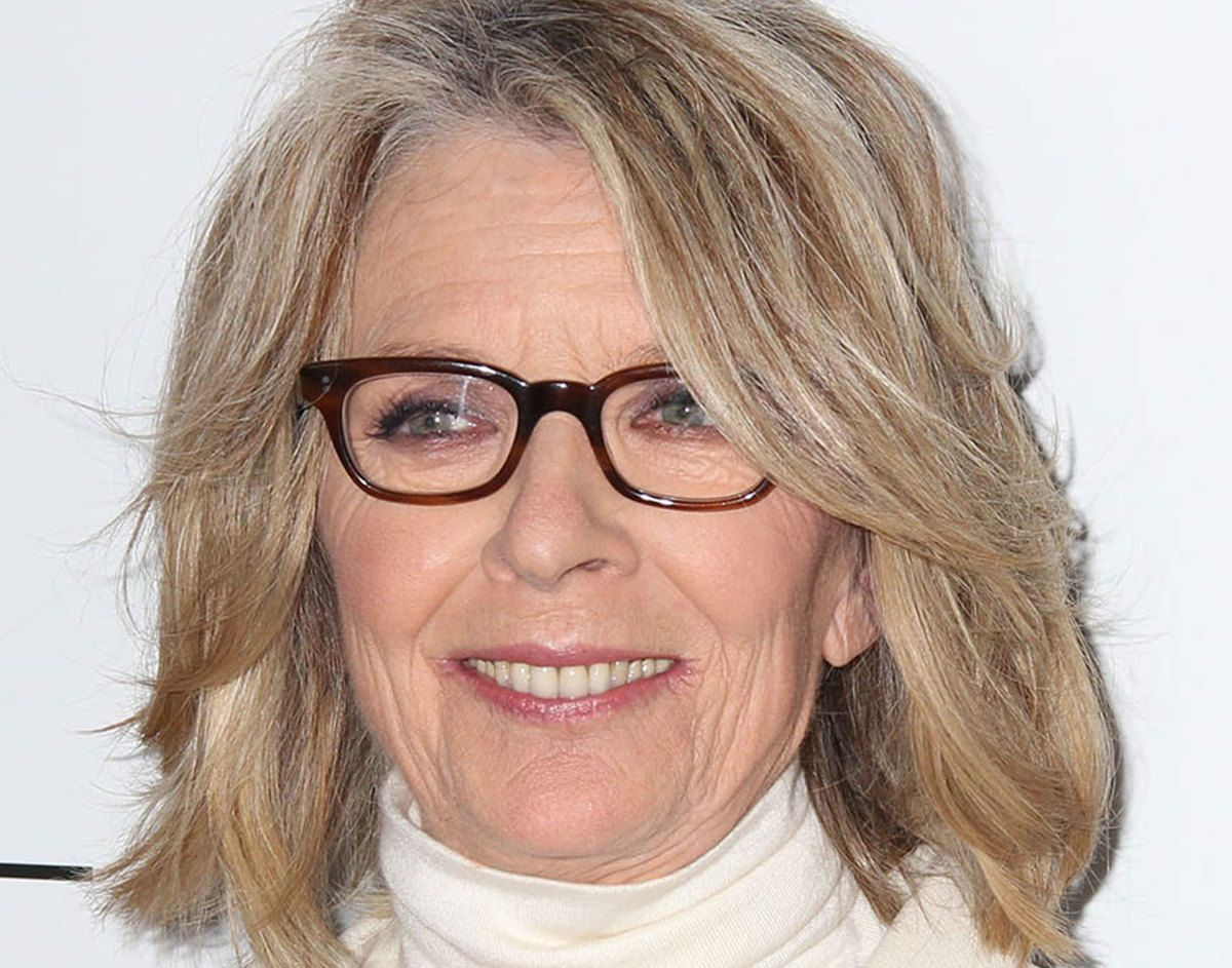 Hairstyles For Short Hair Over 60 With Glasses: Image Result For Diane Keaton