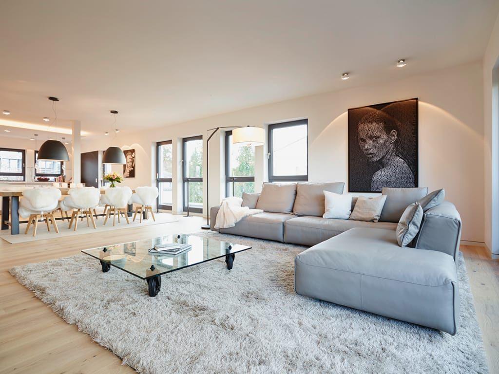 AuBergewohnlich Finde Moderne Wohnzimmer Designs: Penthouse. Entdecke Die Schönsten Bilder  Zur Inspiration Für Die Gestaltung