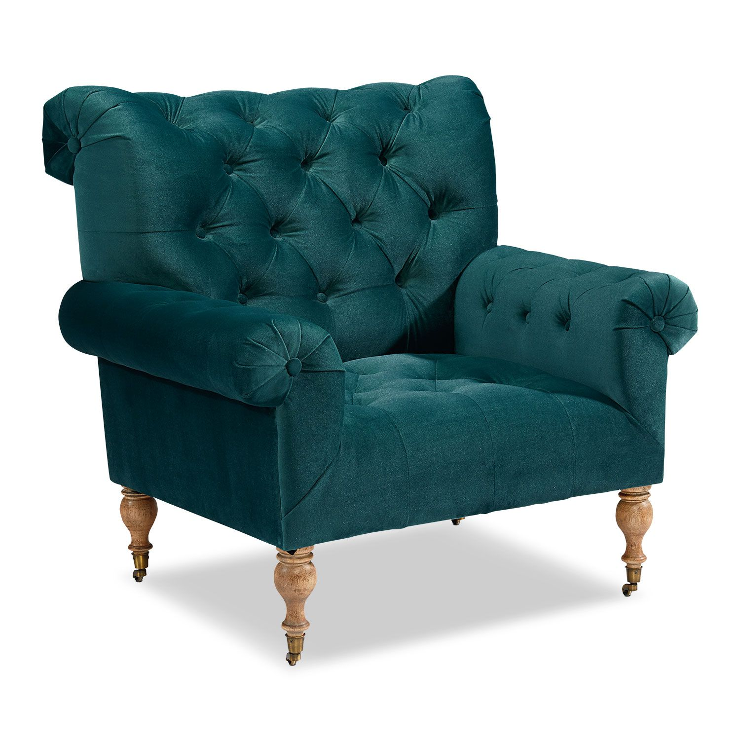 fortable and colorful the upholstered Carpe Diem Accent Chair