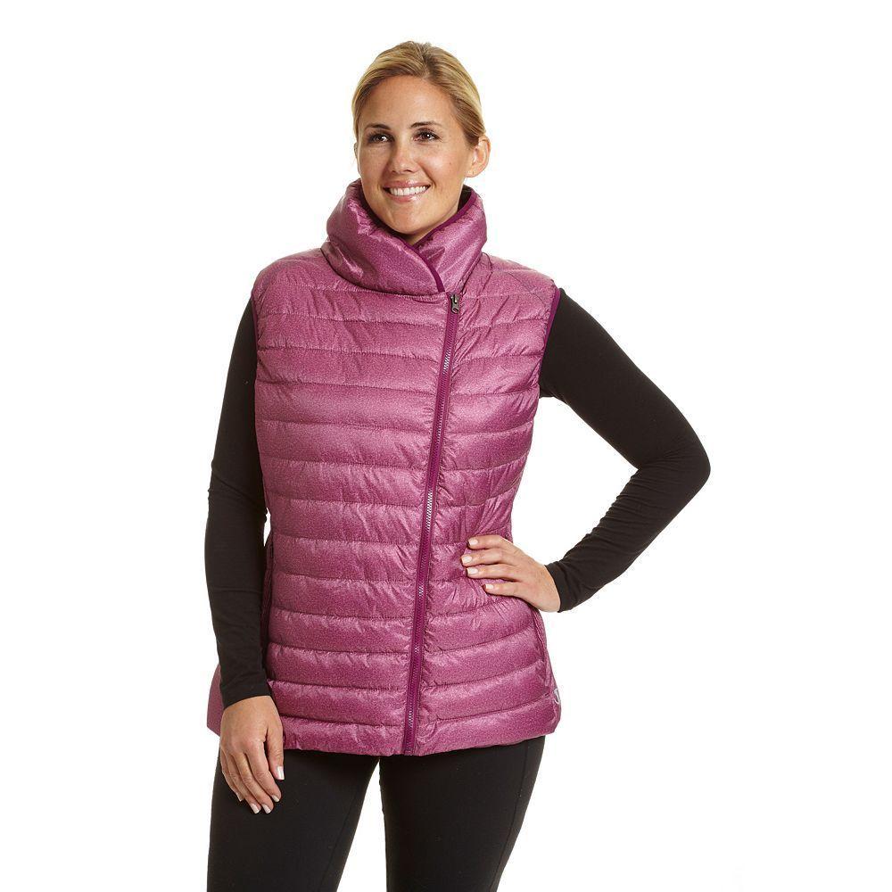 4efe84ba0e4c8 Plus Size Champion Puffer Vest