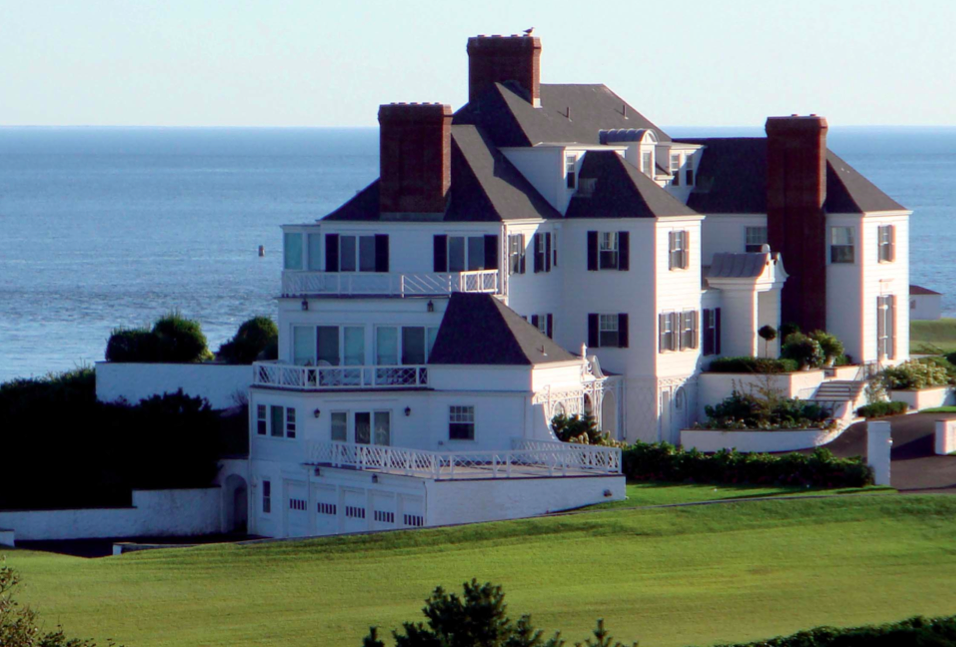 Inside Taylor Swift's new $17m mansion in Watch Hill, RI ...