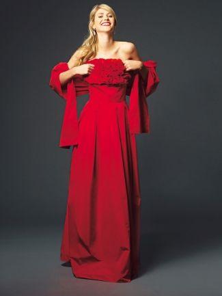 bambi  kleid 109  modestrecke  festliche mode damen abendkleid kleider
