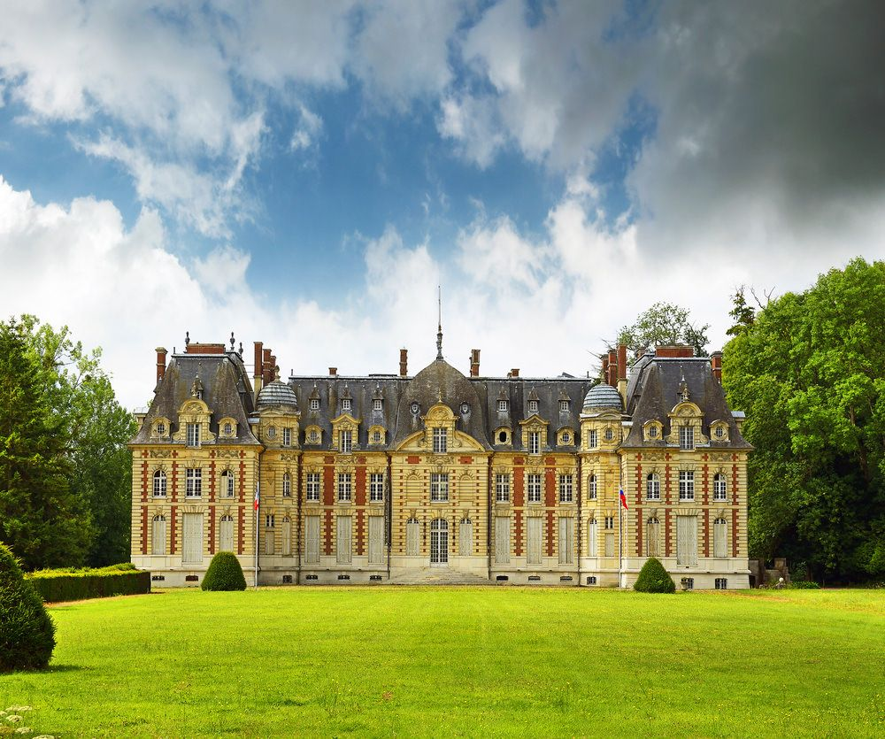 44 Most Beautiful French Chateaus Photos French Chateau French Castles Chateau Hotel