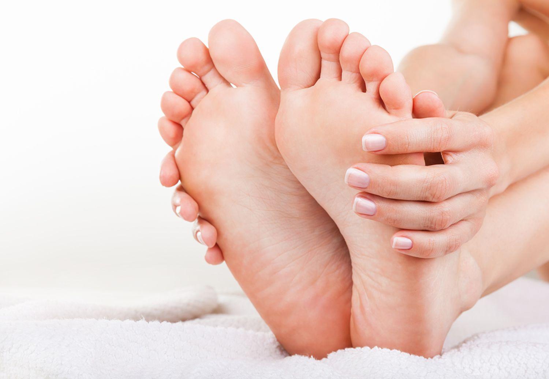 Saúde: cuide também de seus pés!