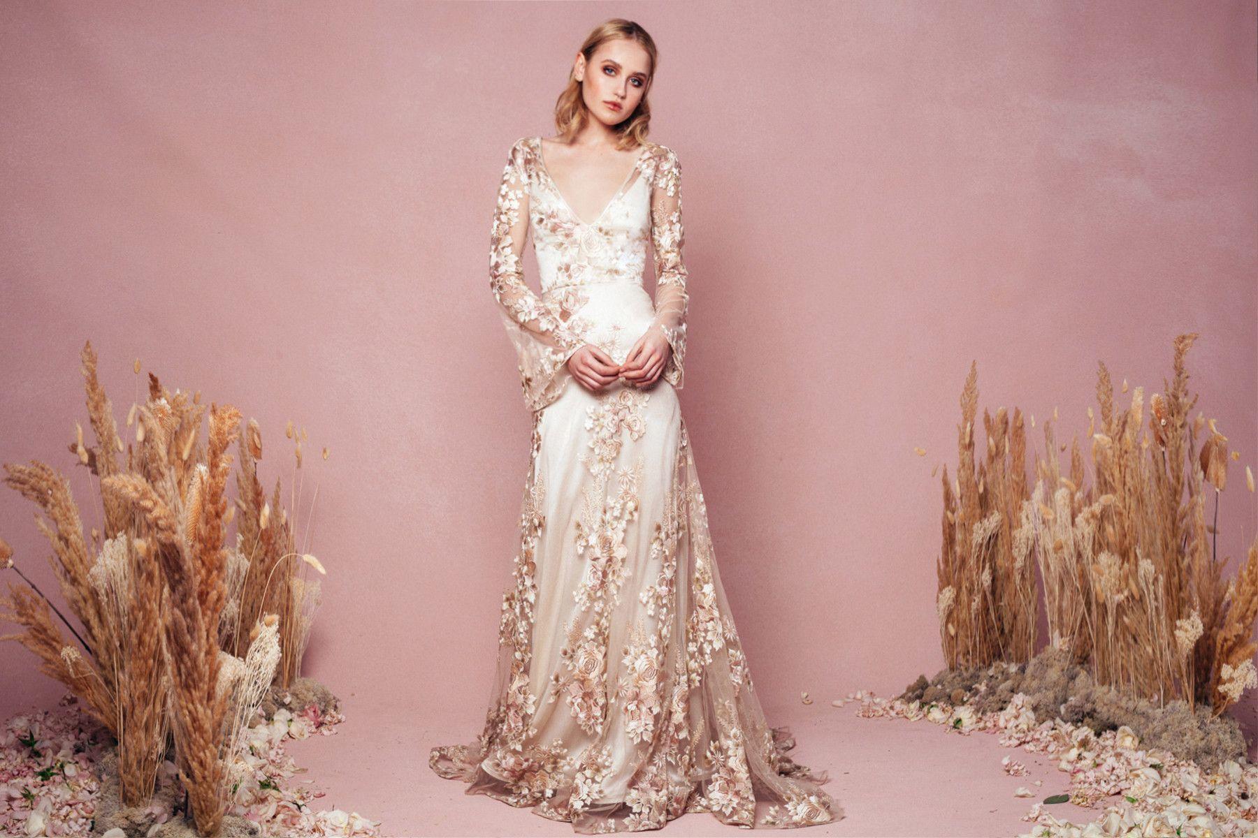 THE ALYSE GOWN – Odylyne the Ceremony | wedding dress inspo | Pinterest